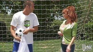 Wicked - Big-tit UK Soccer mom Lia Lor..