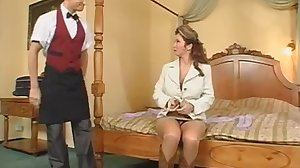 Sorting out the bellboy