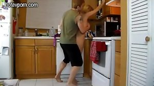 5119094_not son Helps His Mommy..